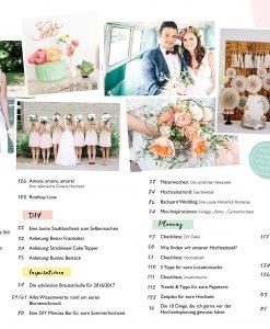 Hochzeitsmagazin 2017