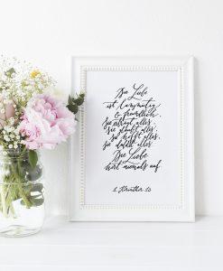 Poster zur Hochzeit - Hochzeitsgeschenk