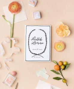 Kirchenheft für Hochzeit zum Download