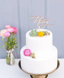 Cake Topper Hochzeit