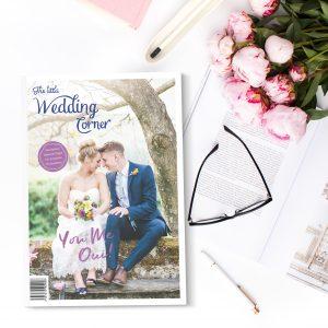 Hochzeitsmagazin 2018 Cover