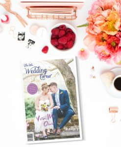 Hochzeitsmagazin 2018 The little Wedding Corner Cover