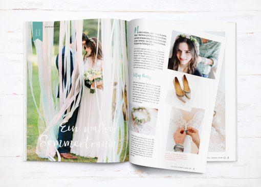 Hochzeitsmagazin - Eine elegante Sommerhochzeit von Le Hai Linh Photography