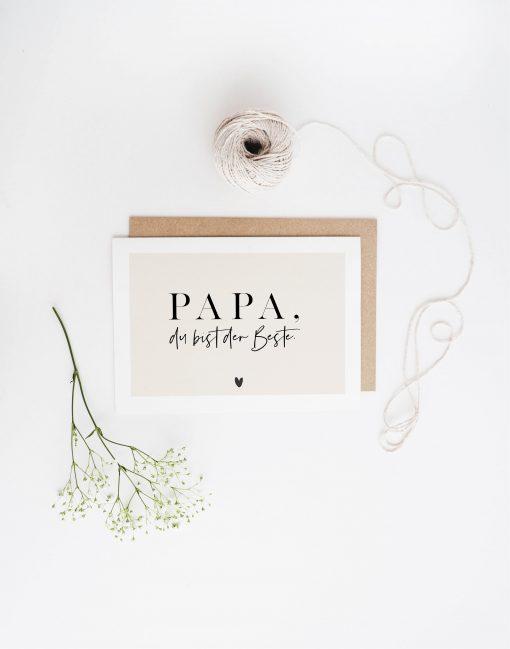 Vatertag Karte, Vatertag Geschenk, Karte Papa Geschenk, Karte Papa Geburtstag